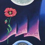 BLOOMING SKY 2 / Kukkiva Taivas 2, 2017, Edition 15, 26 x 36 cm, 480€