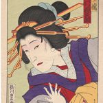 Kabukiza shin-kyogen. Actor 16. Price 55 €
